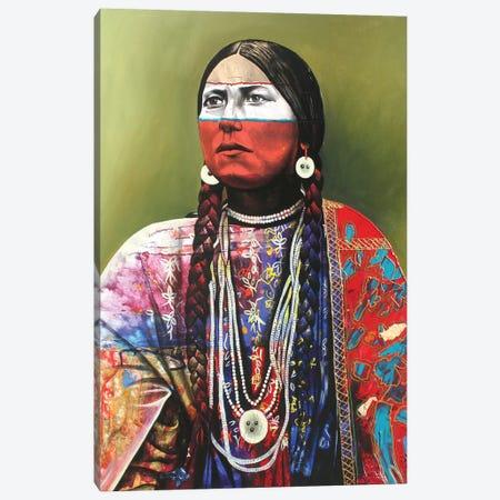 Seeing The Past Canvas Print #GST58} by Graeme Stevenson Canvas Art Print
