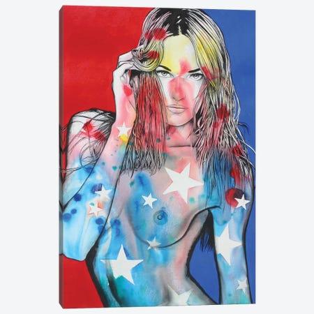 I'm A Star Canvas Print #GST61} by Graeme Stevenson Canvas Art