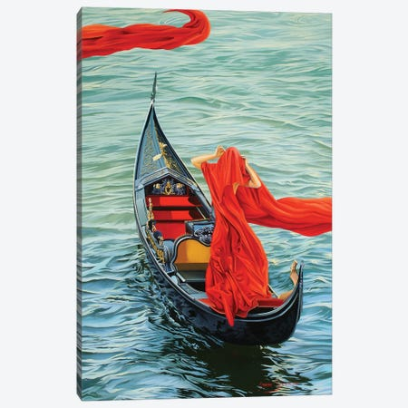 Venetian Blood 2 Canvas Print #GST71} by Graeme Stevenson Canvas Print