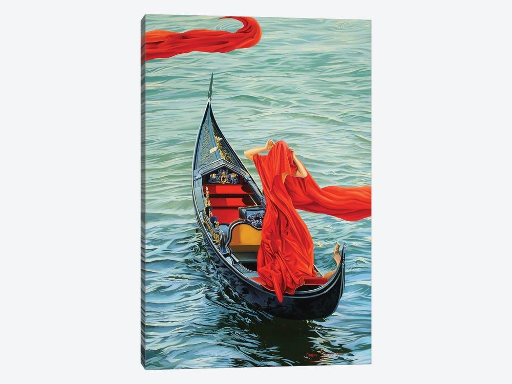 Venetian Blood 2 by Graeme Stevenson 1-piece Canvas Art Print