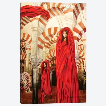The Death Of Subjugation Canvas Print #GST91} by Graeme Stevenson Canvas Art Print