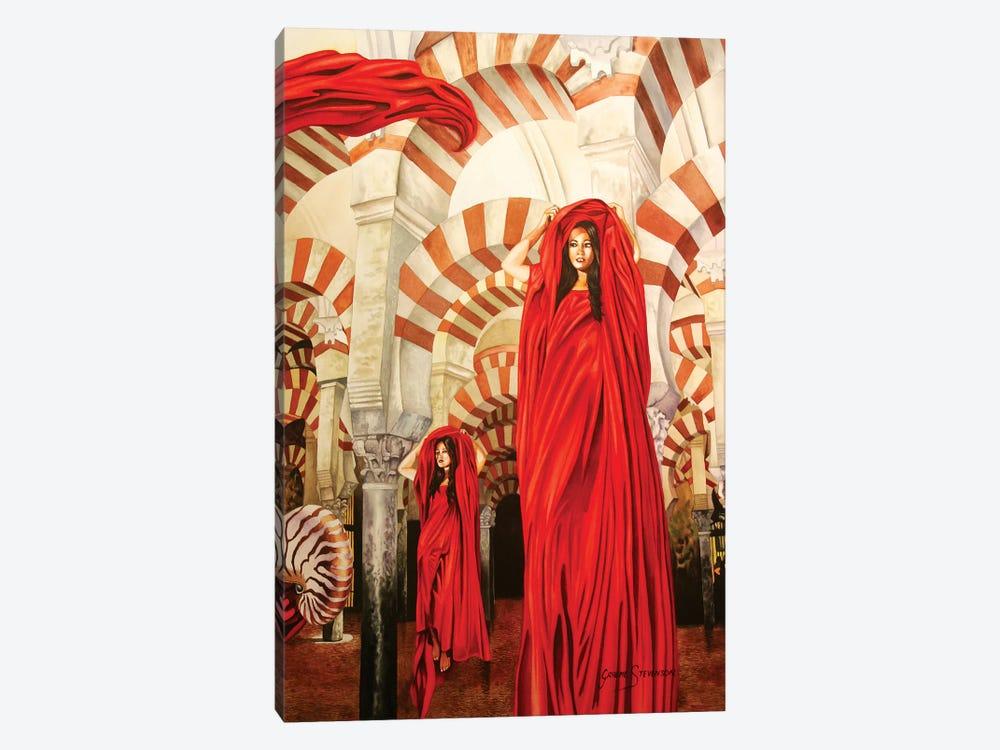 The Death Of Subjugation by Graeme Stevenson 1-piece Art Print