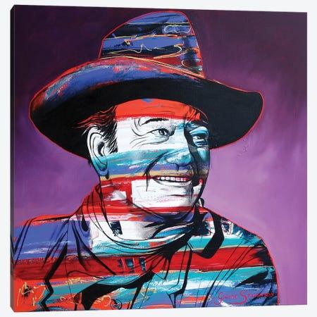The Duke Canvas Print #GST92} by Graeme Stevenson Canvas Art Print