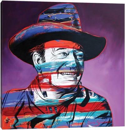 The Duke Canvas Art Print