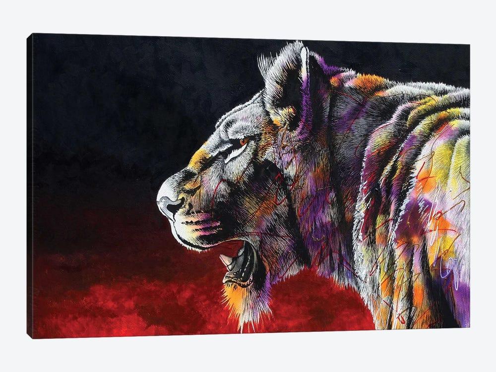 The Hunt by Graeme Stevenson 1-piece Canvas Art Print