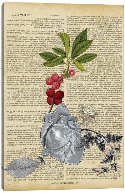 Raising Roots Canvas Art Print