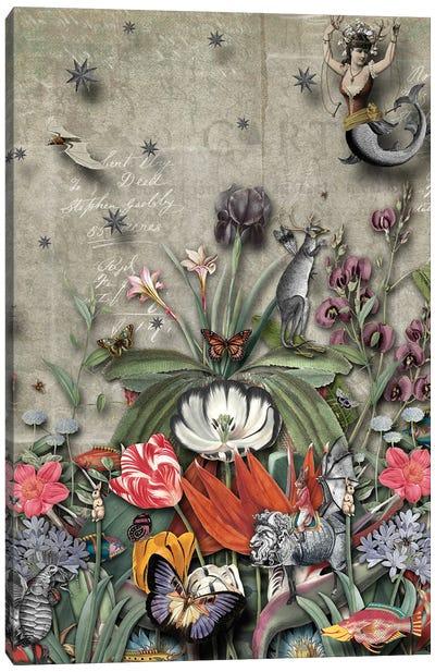 The Lost Kingdom Canvas Art Print