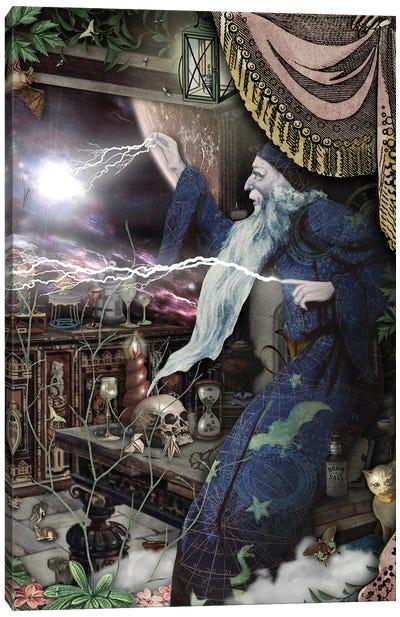 Eternal Wisdom Canvas Art Print