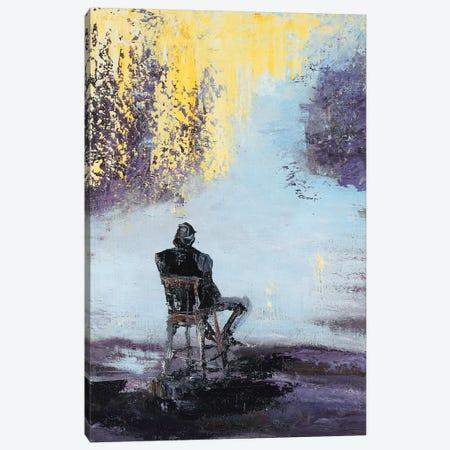 Contemplation 3-Piece Canvas #GTA13} by David Gista Canvas Art Print