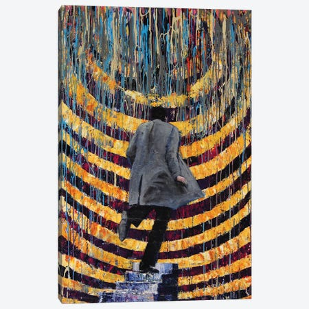 Echo Canvas Print #GTA16} by David Gista Canvas Artwork