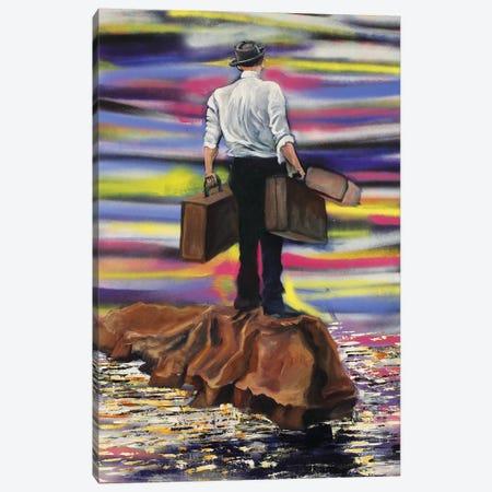 Islander Canvas Print #GTA26} by David Gista Canvas Print