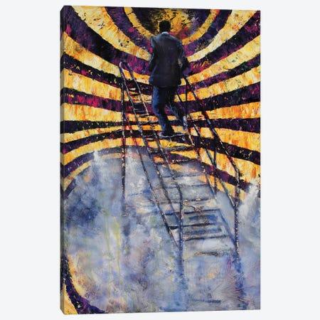 No Exit Canvas Print #GTA32} by David Gista Canvas Art Print