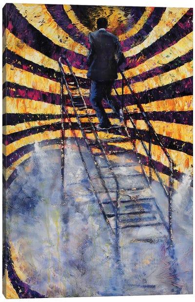 No Exit Canvas Art Print