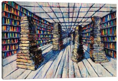 Archipelago Canvas Art Print