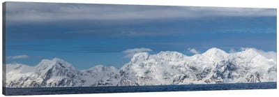 Antarctica, Elephant Island, panorama Canvas Art Print