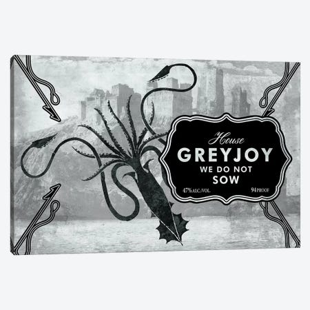 Greyjoy Rum Canvas Print #GTL4} by 5by5collective Art Print