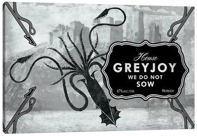 Greyjoy Rum Canvas Print #GTL4