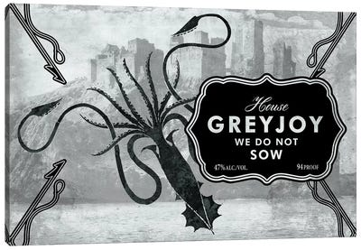 Greyjoy Rum Canvas Art Print