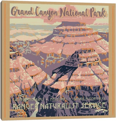 Grand Canyon National Park Canvas Art Print