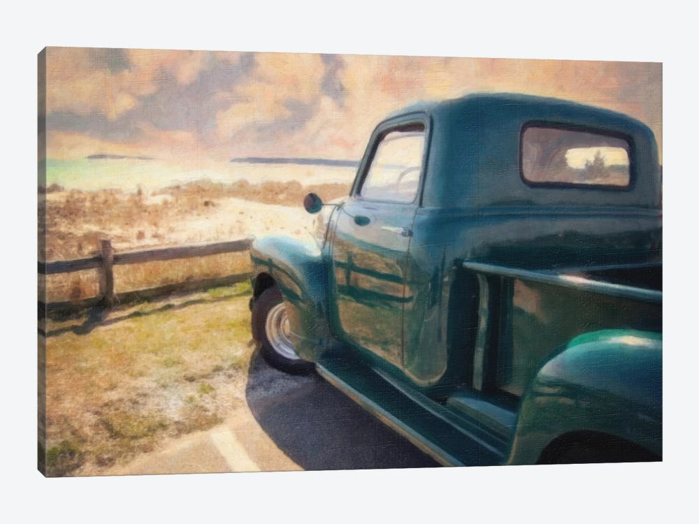 Great Ride Great View by Graffi*Tee Studios 1-piece Canvas Wall Art