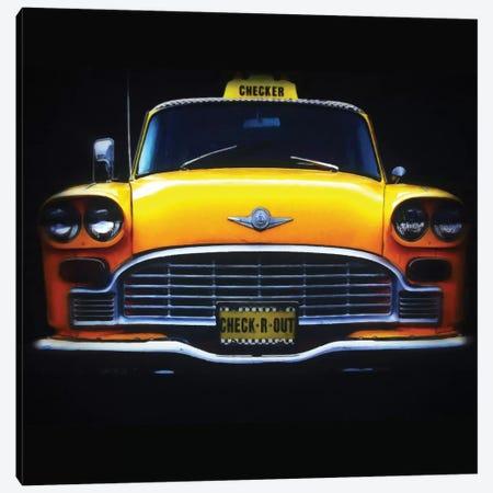 Check R Out Canvas Print #GTS5} by Graffi*Tee Studios Art Print