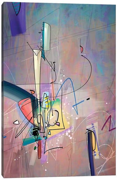 Biomechanical I Canvas Art Print