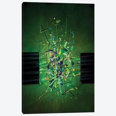 Lost Data Canvas Print #GUA76} by Guillermo Arismendi Canvas Art Print