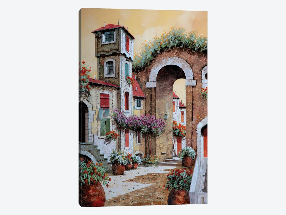 La Torre II by Guido Borelli 1-piece Art Print