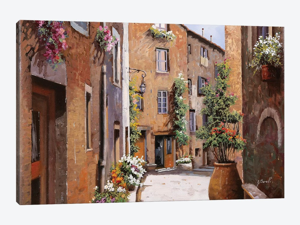 Les Tourrettes by Guido Borelli 1-piece Canvas Artwork