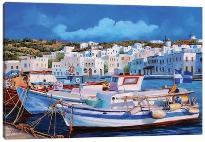 Mulini Dal Porto Canvas Art Print
