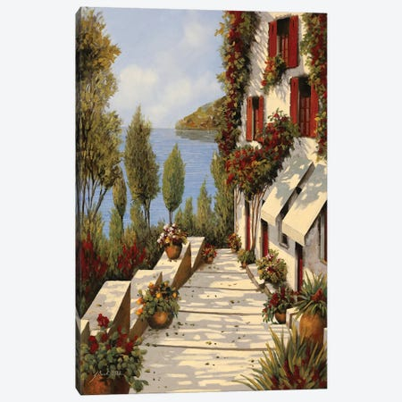 Rubino II Canvas Print #GUB181} by Guido Borelli Canvas Art Print