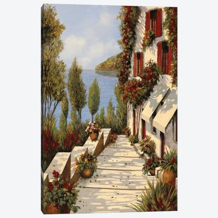 Rubino II Canvas Print #GUB181} by Guido Borelli Canvas Art Print
