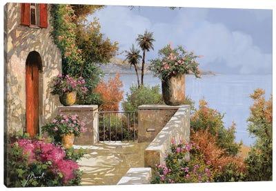 Silenzio Canvas Art Print