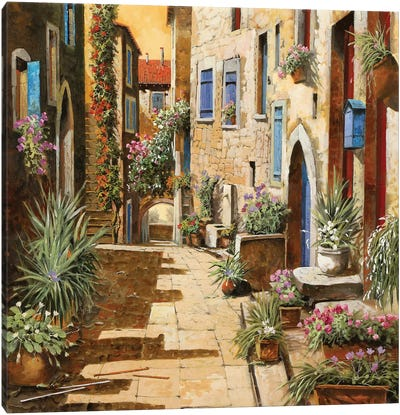 Bell'Interno Canvas Art Print
