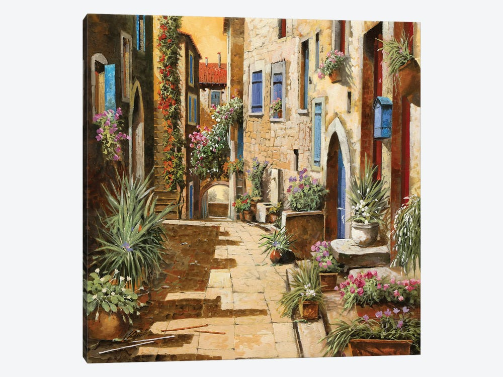 Bell'Interno by Guido Borelli 1-piece Art Print