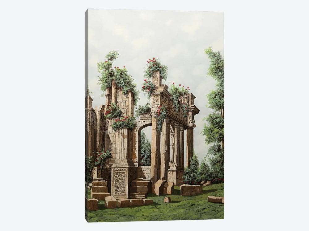 Capriccio I by Guido Borelli 1-piece Canvas Print