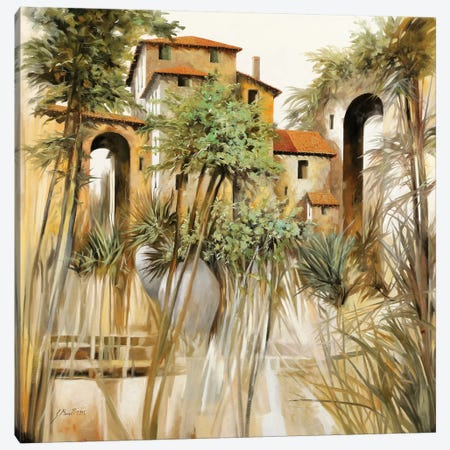 Case Volanti Canvas Print #GUB47} by Guido Borelli Art Print