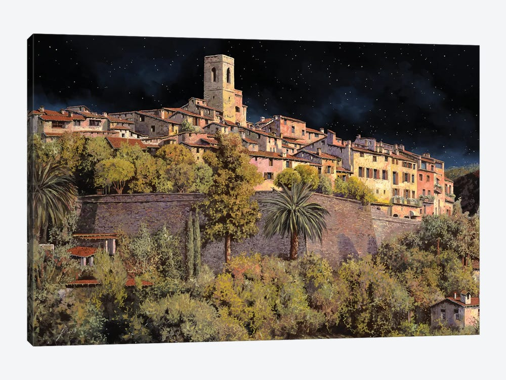 Di Notte A St Paul by Guido Borelli 1-piece Canvas Art
