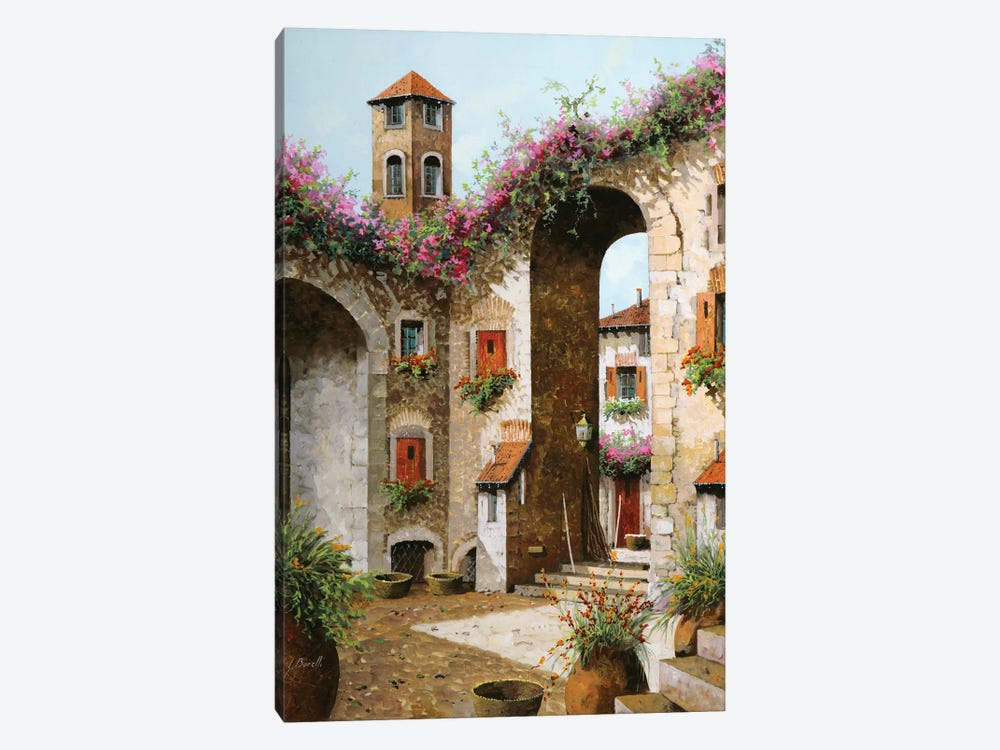 Il Campanile by Guido Borelli 1-piece Art Print