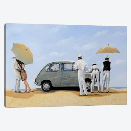 La 600 Canvas Print #GUB93} by Guido Borelli Canvas Print