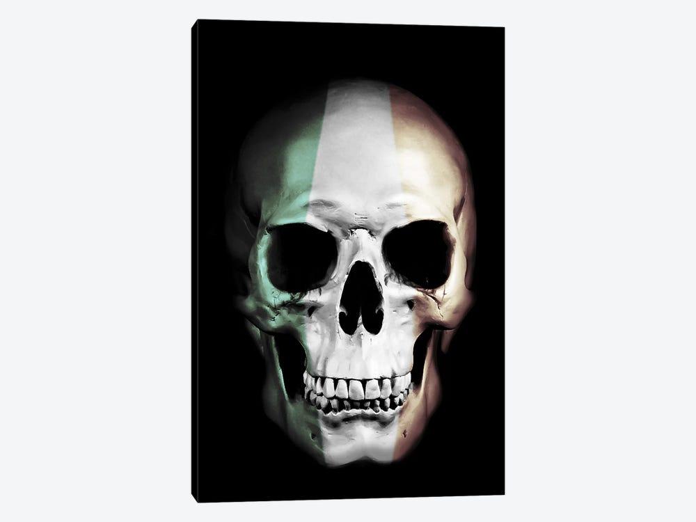 Irish Skull by Nicklas Gustafsson 1-piece Canvas Print