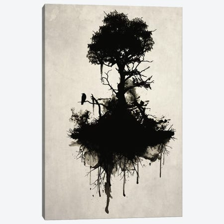 Last Tree Standing Canvas Print #GUS16} by Nicklas Gustafsson Canvas Art Print
