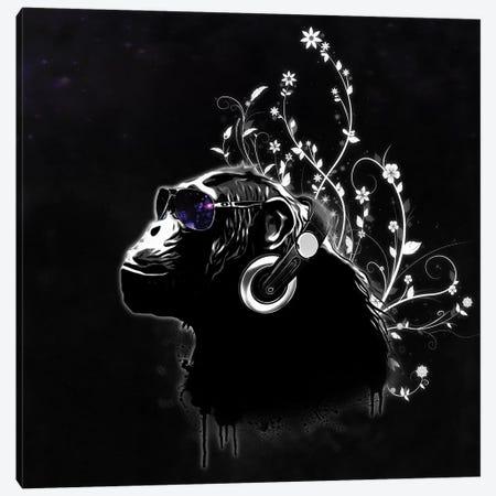 Monkey Tripping Canvas Print #GUS18} by Nicklas Gustafsson Canvas Art