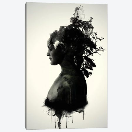 Mother Earth Canvas Print #GUS21} by Nicklas Gustafsson Art Print