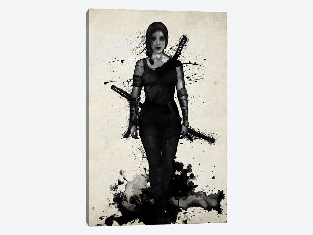 Onna Bugeisha by Nicklas Gustafsson 1-piece Canvas Wall Art