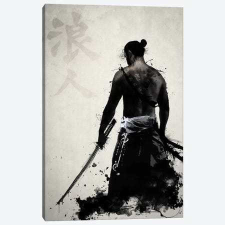 Ronin Canvas Print #GUS29} by Nicklas Gustafsson Art Print