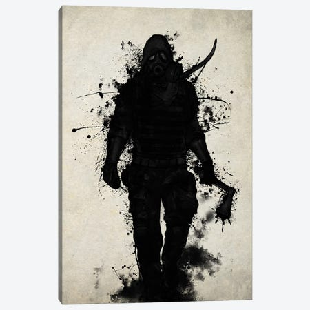 Apocalypse Hunter Canvas Print #GUS2} by Nicklas Gustafsson Art Print