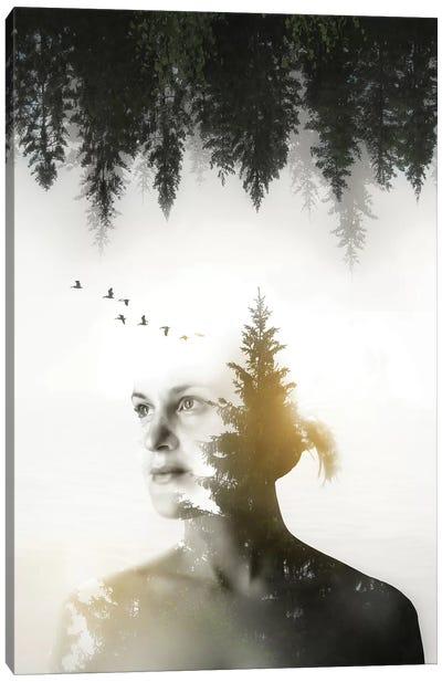Soul of Nature Canvas Art Print