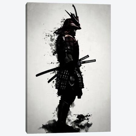 Armored Samurai Canvas Print #GUS3} by Nicklas Gustafsson Canvas Art Print