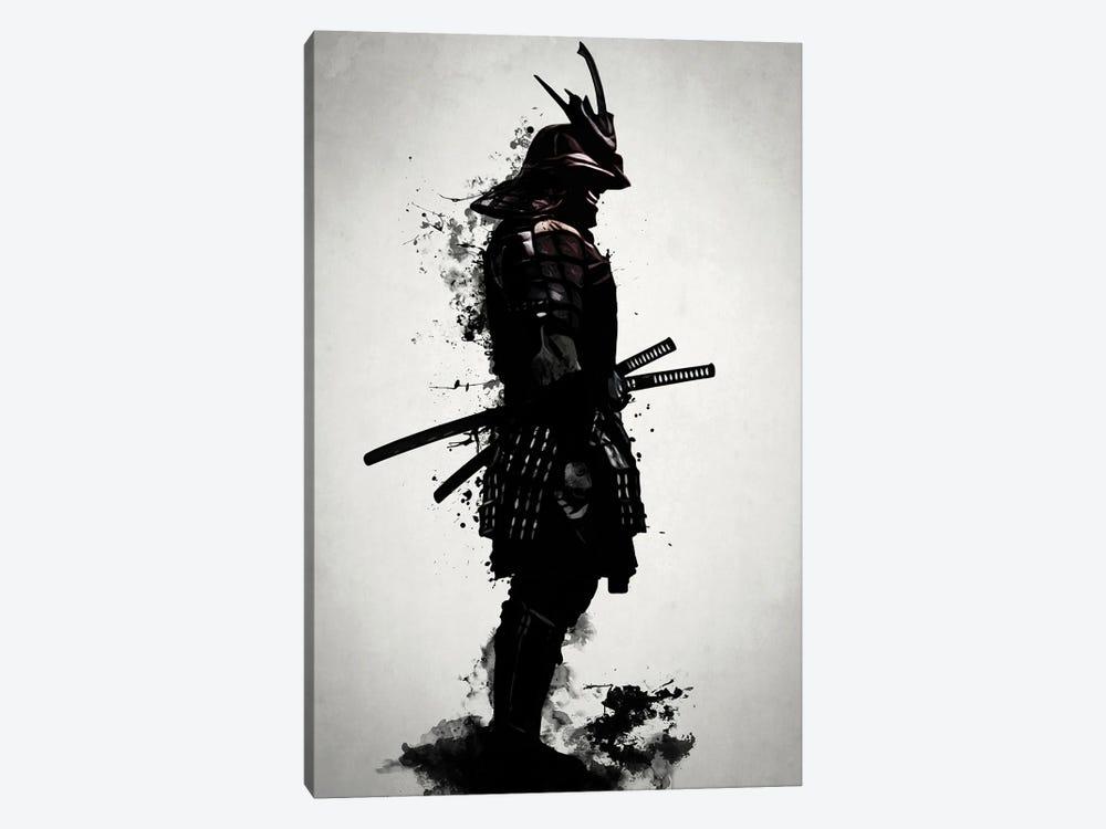 Armored Samurai by Nicklas Gustafsson 1-piece Canvas Wall Art